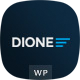 Dione - Business Agency Enterprise WordPress Theme - ThemeForest Item for Sale