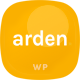 Arden - Agency Business Corporation WordPress Theme - ThemeForest Item for Sale