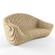 Parametric bench - 3DOcean Item for Sale