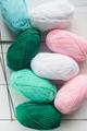 knitting balls and knitting needles - PhotoDune Item for Sale