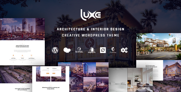 Luxe - Architecture