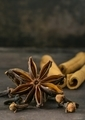 Aniseed star, cinnamon sticks and cloves  - PhotoDune Item for Sale
