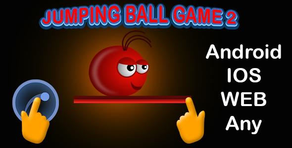 Jumping Ball Game 2