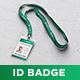 Lanyard / ID Card Holder MockUp - GraphicRiver Item for Sale