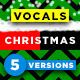 Christmas Vocals