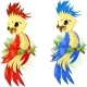 Two Options Parrot - GraphicRiver Item for Sale