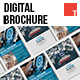 Digital Brochure Template - GraphicRiver Item for Sale