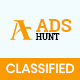 ADSHUNT – Classified and Listing Template - ThemeForest Item for Sale