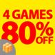 Mega Bundle 4 Games - Android + Buildbox - CodeCanyon Item for Sale