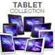 Tablet Collection - GraphicRiver Item for Sale