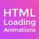 HTML Element Loading Animation