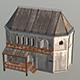 Medieval Fantasy House 1 - 3DOcean Item for Sale