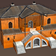 Medieval Fantasy House 3 - 3DOcean Item for Sale