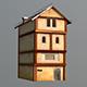 Medieval Fantasy House 4 - 3DOcean Item for Sale