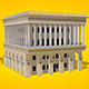 Tchaikovsky National Music Academy of Ukraine Conservatory  Building - 3DOcean Item for Sale