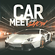 Car Show & Meet Flyer - GraphicRiver Item for Sale
