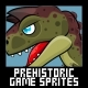 Prehistoric Game Assets - GraphicRiver Item for Sale