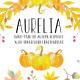 Aurelia Autumn Clip Art - GraphicRiver Item for Sale