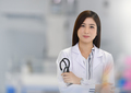Asian medical doctor woman - PhotoDune Item for Sale