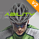 Ability Sports Presentation Template - GraphicRiver Item for Sale