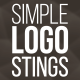 Simple Logo Stings - VideoHive Item for Sale