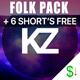 Indie Folk Pack