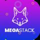 MegaStack - Bootstrap 4 & Angular JS Admin Dashboard Template and UI Framework - ThemeForest Item for Sale