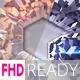 Shatter Logo V2_Metal - VideoHive Item for Sale