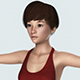 Beautiful Teen Girl - 3DOcean Item for Sale