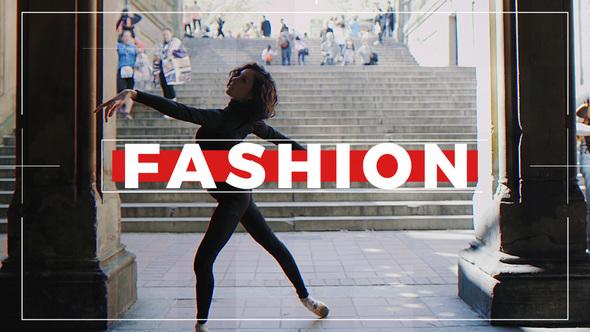 Dynamic Opener | Stylish Slideshow | Fashion Intro | Fast Promo