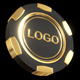 Casino Chip - 3DOcean Item for Sale
