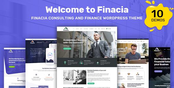 Review: Finacia - Finance & Business WordPress Theme free download Review: Finacia - Finance & Business WordPress Theme nulled Review: Finacia - Finance & Business WordPress Theme