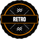 Retro Synthwave Colliding Spirals - AudioJungle Item for Sale