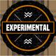 Experimental Piano Flickering Lights
