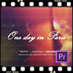 Love Story — One Day In Paris - VideoHive Item for Sale