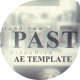 The Past Memories Opener - VideoHive Item for Sale