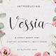 Vessia a lovely script font - GraphicRiver Item for Sale