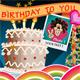 Birthday Card Pop up V1 - VideoHive Item for Sale