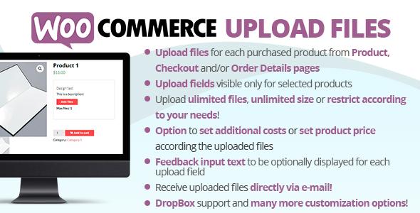 WooCommerce Upload Files, WooCommerce Upload Files free download, WooCommerce Upload Files nulled, WooCommerce Upload Files pro, WooCommerce Upload Files demo
