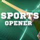 Sports Opener - VideoHive Item for Sale