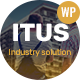 Itus - Industrial Manufacturing WordPress Theme - ThemeForest Item for Sale