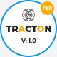 Tracton - Industrial/ Manufacturing PSD Template - ThemeForest Item for Sale