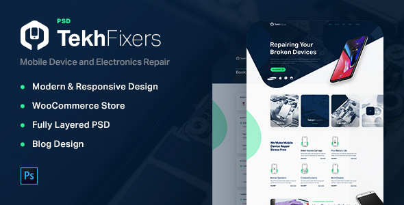 TekhFixers - Phone and Electronic Devices Repair Shop
