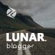 LunarMist: A Responsive Theme for Photography & Personal - ThemeForest Item for Sale