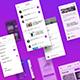 Lydia - Mobile Blogging & Publishing UI Kit for Sketch & Photoshop - GraphicRiver Item for Sale