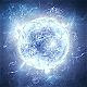 Neutron Star Rotating in Space - VideoHive Item for Sale