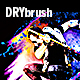 DRYbrush Photo Template - GraphicRiver Item for Sale