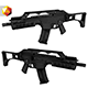 G36C Full Details - 3DOcean Item for Sale