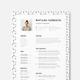 Creative Resume/CV - GraphicRiver Item for Sale