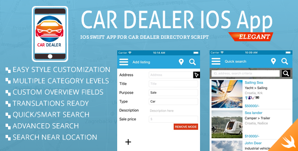 Make A Classified Ads App With Mobile App Templates
